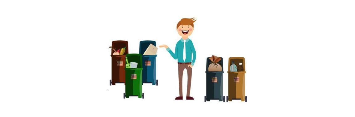 grafika gospodarka odpadami