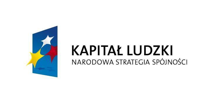 Kapitał Ludzki 2007-2013